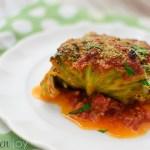 Cavolo Ripieno (Italian Stuffed Cabbage Rolls)