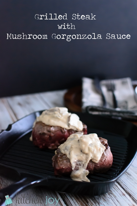 grilled-steak-with-mushroom-gorgonzola-sauce