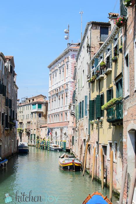 Venice, Italy ~ July 19, 2014