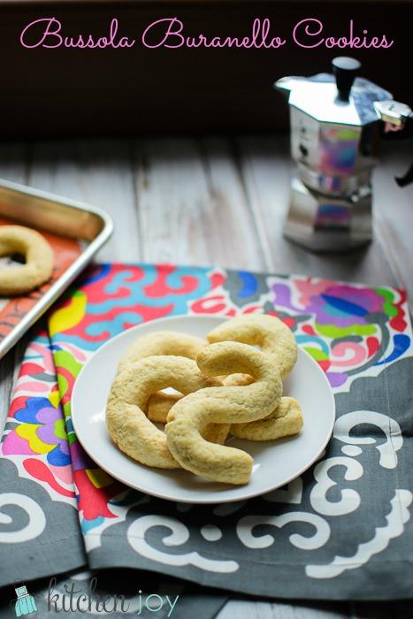 Bussola Buranello Cookies - Kitchen Joy