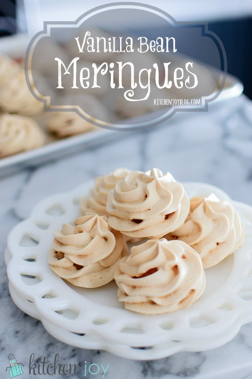 Meringues - Kitchen Joy