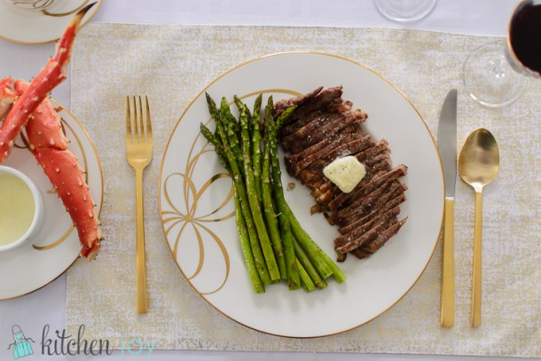 A Valentine's Day Menu for Guys to Cook & How To Pull It Off Flawlessly -Kitchen Joy