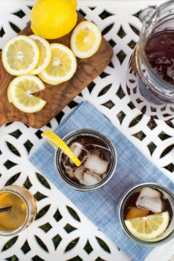 Ginger Sweet Tea