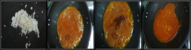 fusili pasta in tomato sauce making3