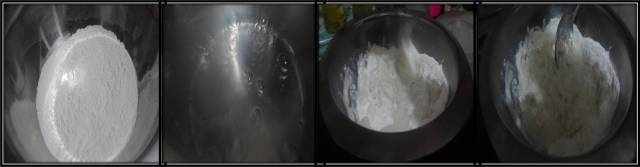 Idiyappam making