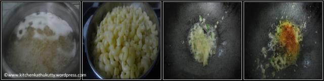 Indian Masala pasta