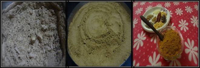 homemade sambhar powder