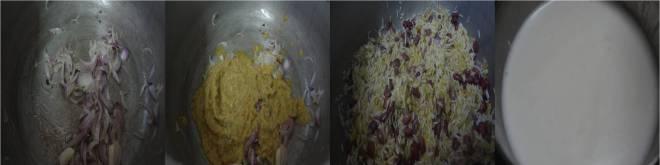 soya bean rice