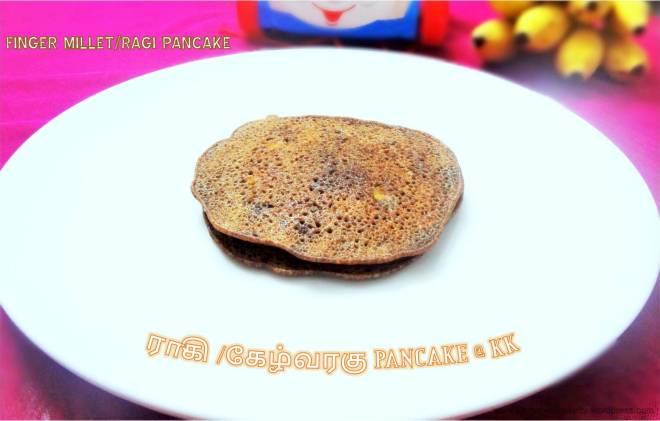 ragi pancake