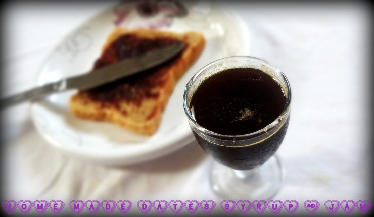 home made dates syrup and jam.JPG