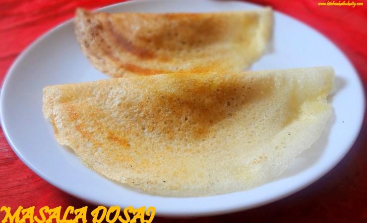 masala roast
