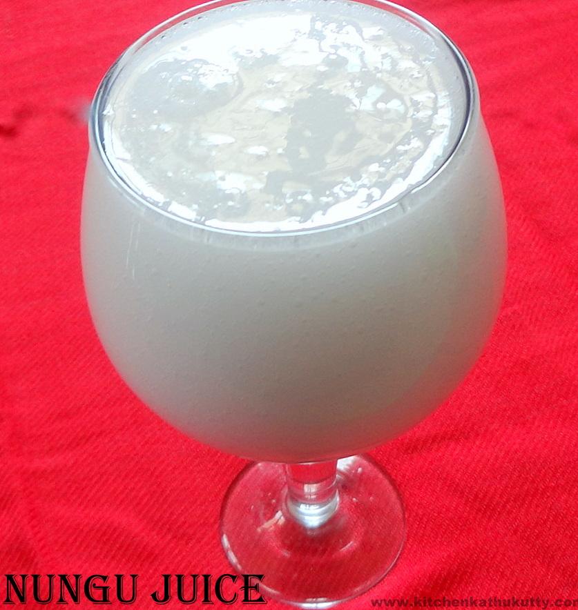 nungu juice