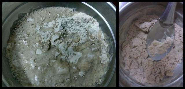 autolysis chappathi dough making