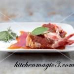 Recept: Pljeskavica punjena feta sirom