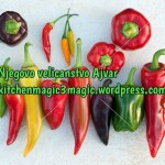 Recept za papriku -zimnica