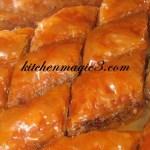 Torta -Dama od džema (posna)