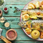 Složenac od ribljeg fileta i povrća