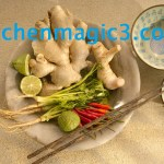 Chicken with Lemon and Soy Sauce