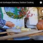 Lavender oil and Uzbek Manty
