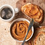 Tear and share flower bread recipe