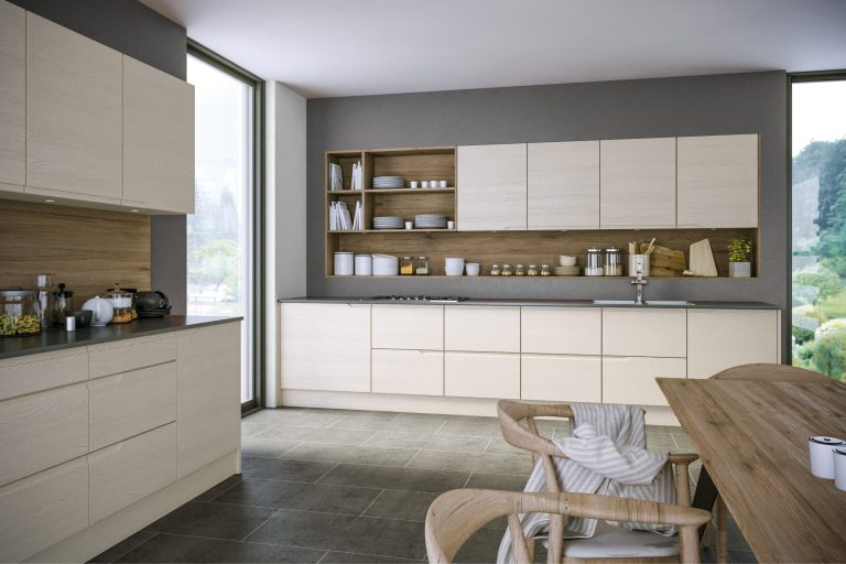 Oakgrain Cashmere Knebworth Kitchen scaled