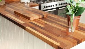solid wood worktop