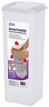 Buddeez Sandwich Size Bread Buddy Dispenser