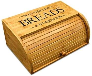 Original Rolltop Bread Box