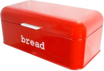 Vintage Stainless Steel Bread Box