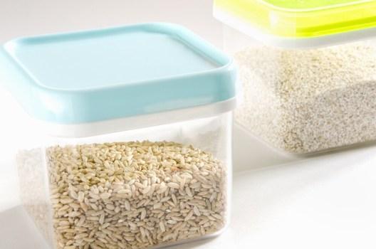 Rice dispancer