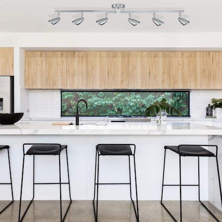 5 best track lighting for kitchen to