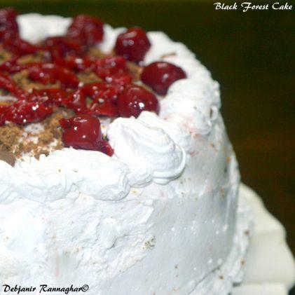 Blakc Forest Cake 3