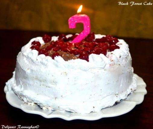 Blakc Forest Cake 5