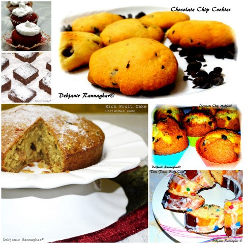 Home made Goodies & Home Bakes from Debjani's Rannaghar | Cake Order in Kolkata