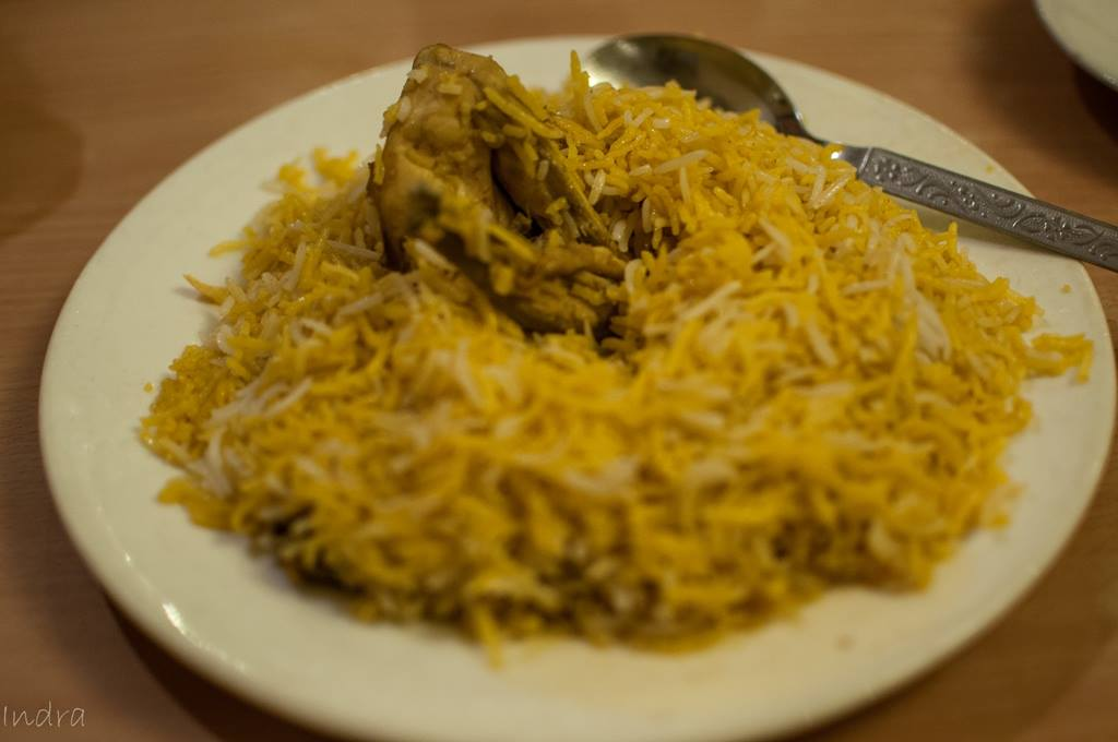 %Biryani at Royal