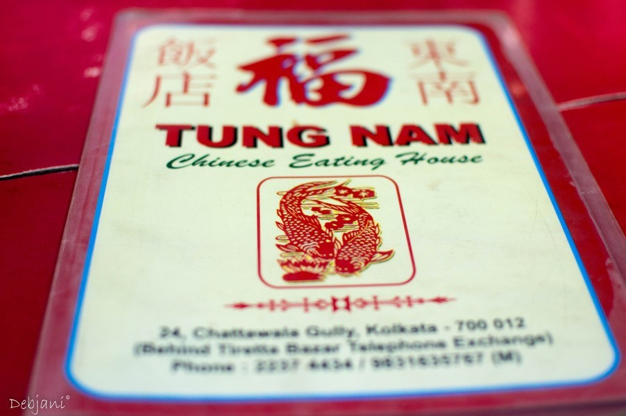 Tung Nam, the gem of Chinese eatery in Kolkata!