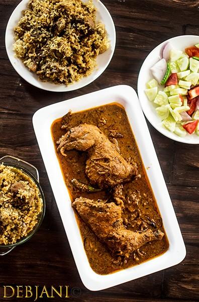 Bangladeshi Chicken Roast | Biyebarir Chicken Roast | বাংলাদেশী বিয়েবাড়ির চিকেন রোস্ট