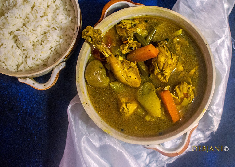 Bengali Chicken Stew: A Bowl Full of Health