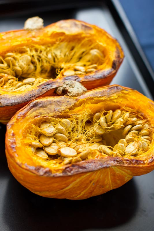 Pumpkin Curry Roasted Squash