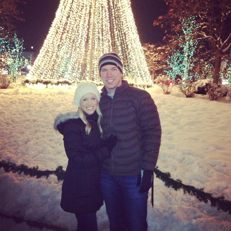 Honeymooning & The Holidays