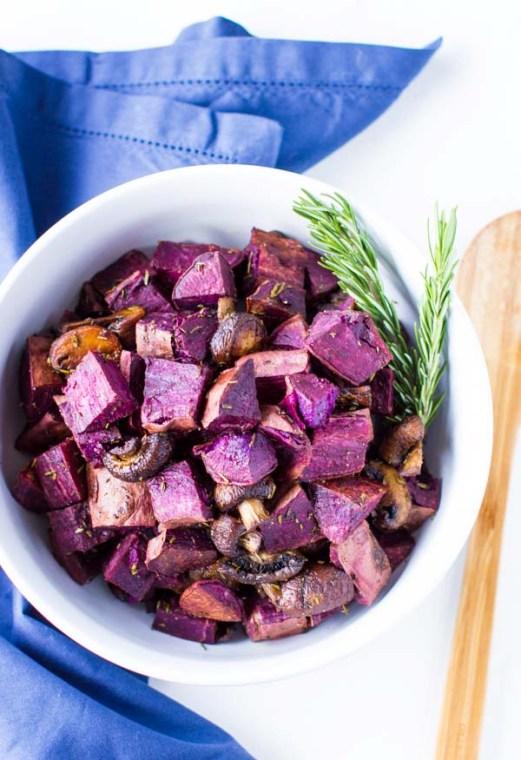Purple Sweet Potato Recipe-30