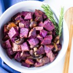 Purple Sweet Potato Recipe