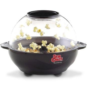WestBend 82306 Stir Crazy Electric Popcorn Popper