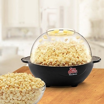 electric popcorn poppers