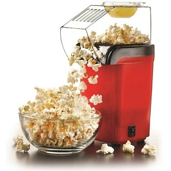 hot air popcorn poppers