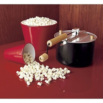 electric and stove popcorn poppers - Popcorn Poppers