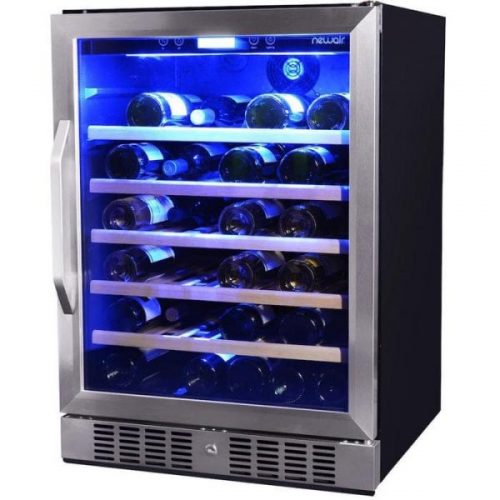 Wine Cooler light affect the Wines