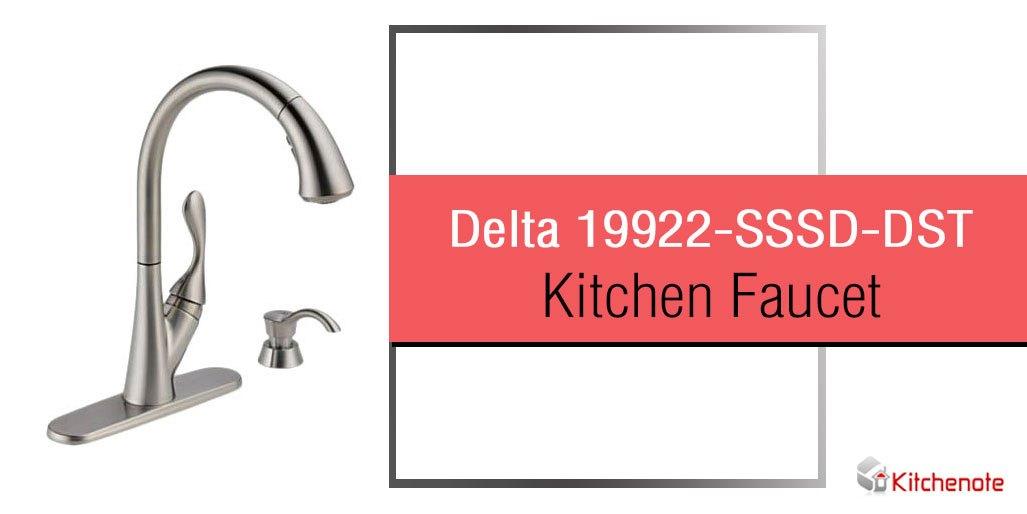 Delta 19922 SSSD DST Kitchen Faucet Review