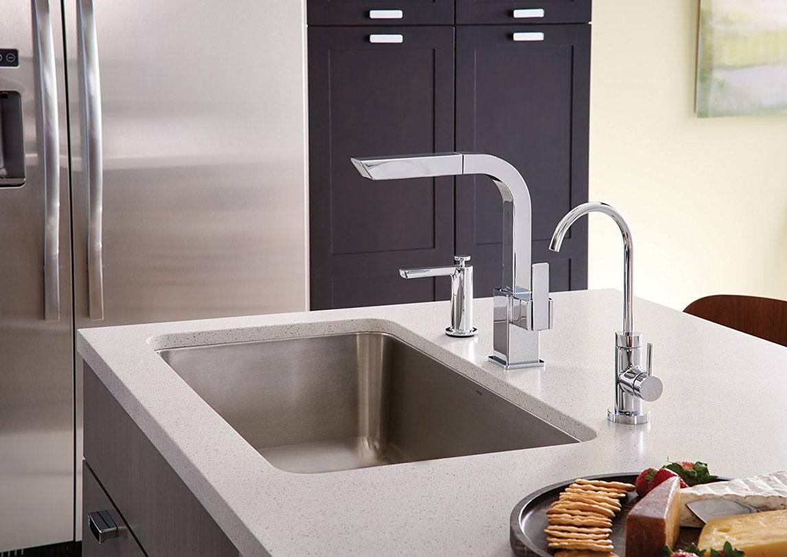 Elegant Kitchen Faucets