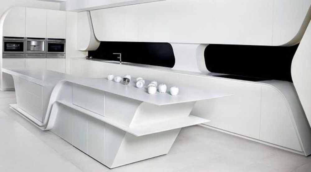 Future Design kitchen Idea